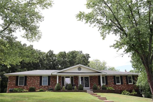 801 S Suncrest Drive, Hillsboro, MO 63050 (#21062420) :: Parson Realty Group