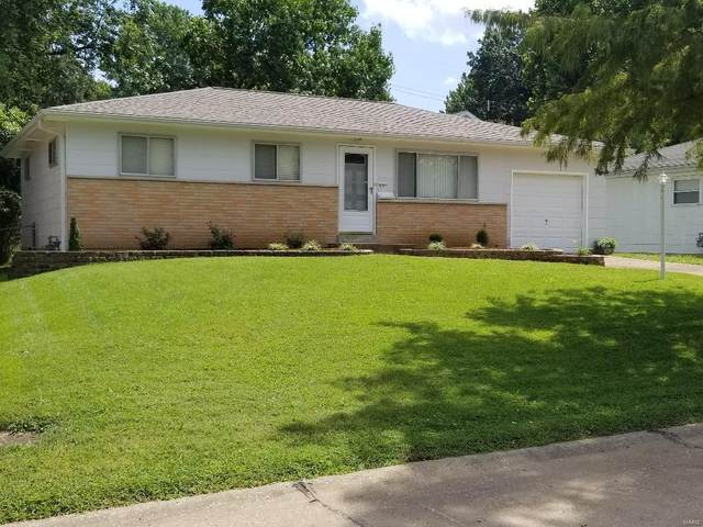 910 Vegas Drive, St Louis, MO 63125 (#21062476) :: Clarity Street Realty