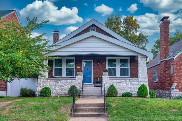 6410 Mardel Avenue, St Louis, MO 63109 (#21062520) :: Parson Realty Group
