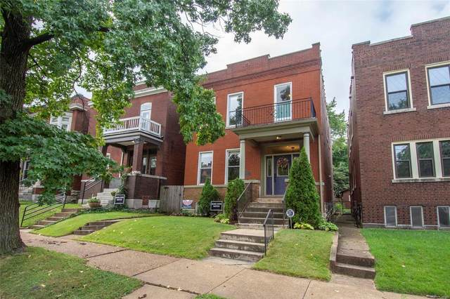 3834 Wyoming, St Louis, MO 63116 (#21062552) :: Parson Realty Group
