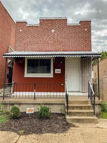 3168 Pennsylvania Avenue, St Louis, MO 63118 (#21062632) :: Jenna Davis Homes LLC