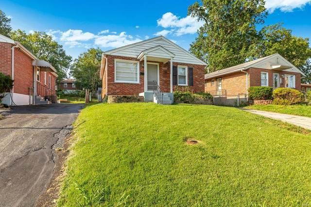 9116 Tutwiler Avenue, St Louis, MO 63134 (#21062659) :: Clarity Street Realty