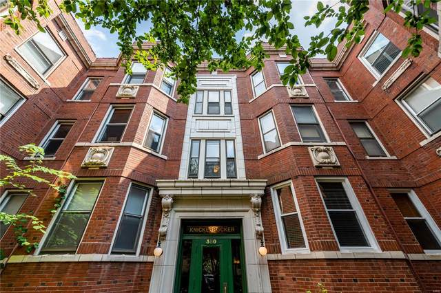 380 N Taylor Avenue 3S, St Louis, MO 63108 (#21062661) :: Delhougne Realty Group