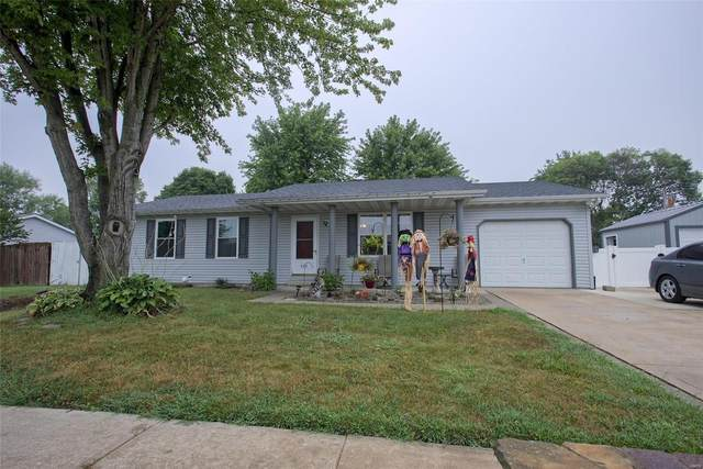 433 Orchard Court, Troy, IL 62294 (#21062710) :: St. Louis Finest Homes Realty Group