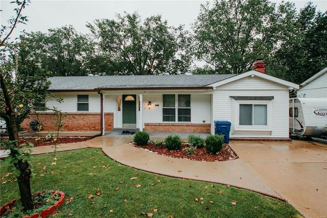 3931 Will Ave, Mehlville, MO 63125 (#21062734) :: Parson Realty Group
