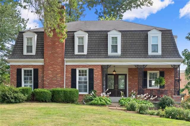 10 Tuscany Park, Clayton, MO 63105 (#21062743) :: Matt Smith Real Estate Group