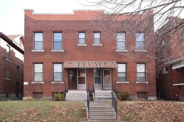 2058 Cleveland Boulevard, Granite City, IL 62040 (#21062750) :: Parson Realty Group