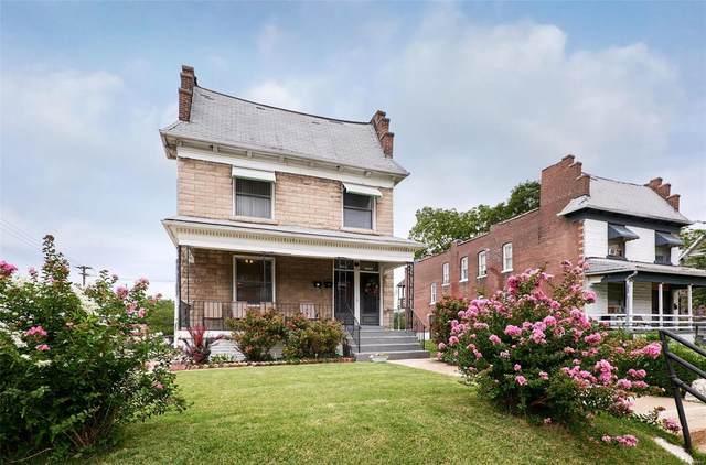 737 Aubert Avenue, St Louis, MO 63108 (#21062762) :: Delhougne Realty Group