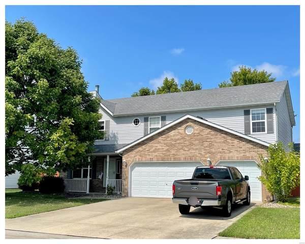 524 Mercer Court, O'Fallon, IL 62269 (#21062774) :: Jeremy Schneider Real Estate