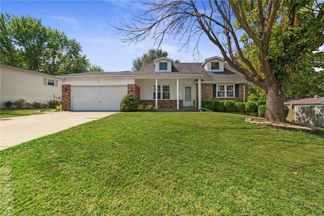 4 Donna Drive, Saint Peters, MO 63376 (#21062778) :: Mid Rivers Homes