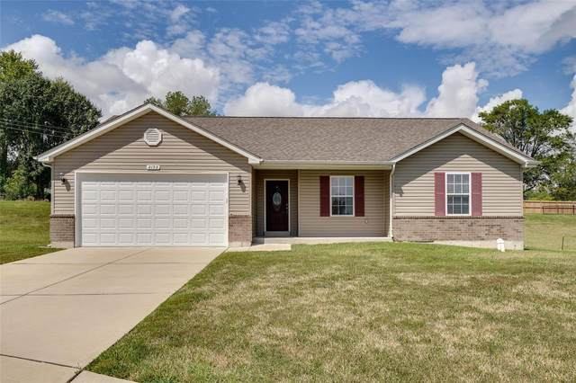 2153 Meadow Grass, Pacific, MO 63069 (#21062892) :: Jeremy Schneider Real Estate