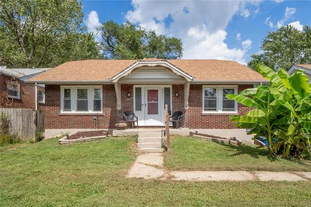 9011 Burton Avenue, St Louis, MO 63114 (#21062914) :: Palmer House Realty LLC