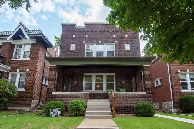 2128 Portis Avenue, St Louis, MO 63110 (#21063033) :: Friend Real Estate
