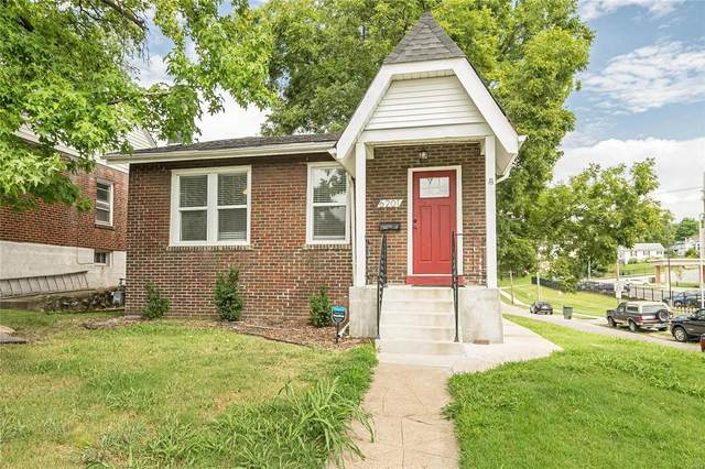 6201 Wade Avenue, St Louis, MO 63139 (#21063041) :: Parson Realty Group