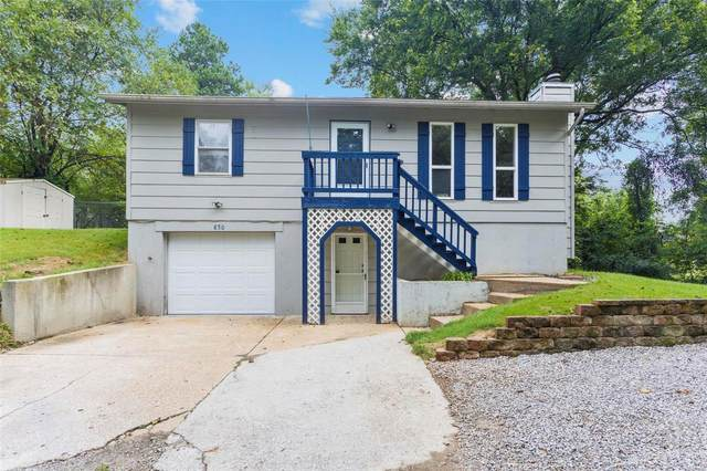 850 Ash Place, Imperial, MO 63052 (#21063057) :: Palmer House Realty LLC