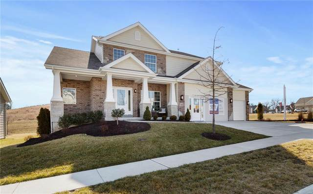 1 Pin Oak At The Highlands, Manchester, MO 63011 (#21063105) :: Parson Realty Group