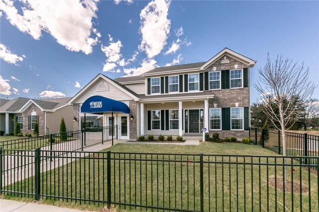 1 Hermitage II At The Highlands, Manchester, MO 63011 (#21063113) :: Parson Realty Group