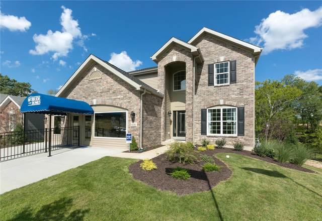 1 Nottingham At The Highlands, Manchester, MO 63011 (#21063120) :: Parson Realty Group