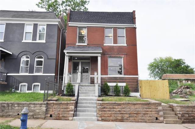 3329 Vista Avenue, St Louis, MO 63104 (#21063125) :: Parson Realty Group