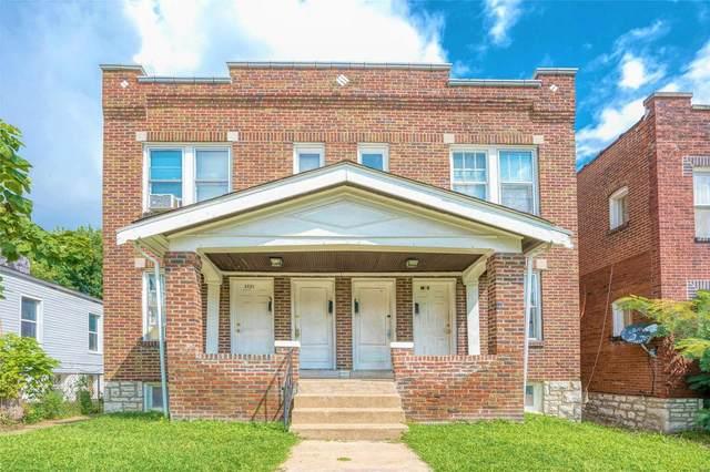 3719 Winnebago Street, St Louis, MO 63116 (#21063150) :: Parson Realty Group