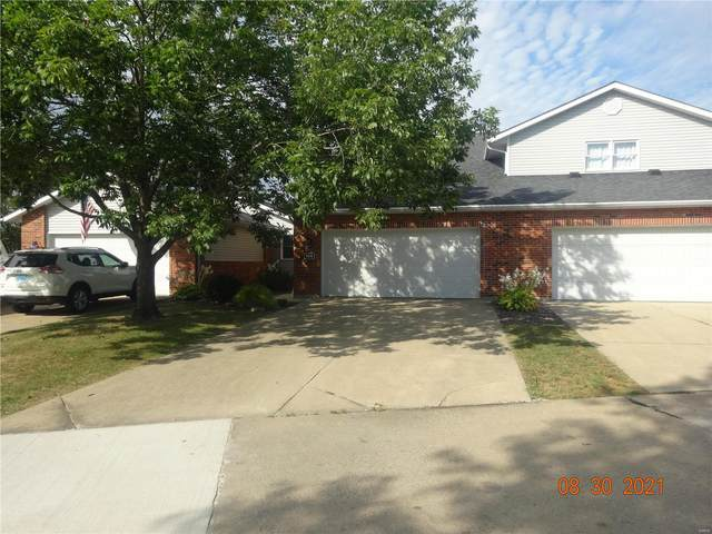 114 Tree Ridge Drive, Columbia, IL 62236 (#21063209) :: Blasingame Group   Keller Williams Marquee