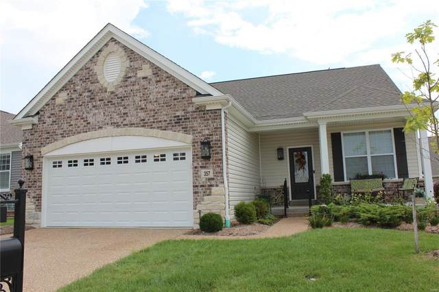 357 Myna Drive, Lake St Louis, MO 63367 (#21063214) :: Clarity Street Realty