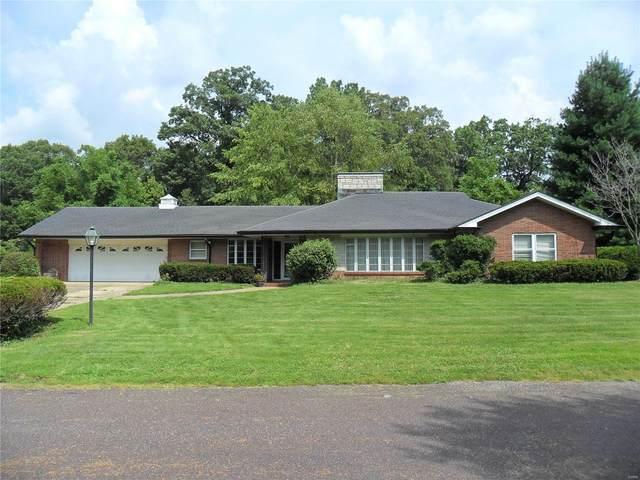 214 Country Club Lane, Belleville, IL 62223 (#21063218) :: Krista Hartmann Home Team