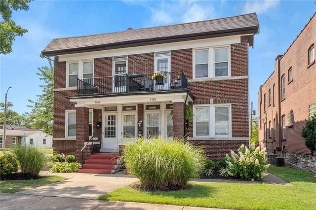 5504 Devonshire Avenue, St Louis, MO 63109 (#21063221) :: Delhougne Realty Group