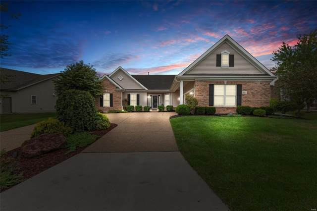 1037 Pearview Drive, Saint Peters, MO 63376 (#21063242) :: Clarity Street Realty