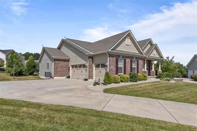 2048 Avalon Mist Circle, Dardenne Prairie, MO 63368 (#21063335) :: Jeremy Schneider Real Estate
