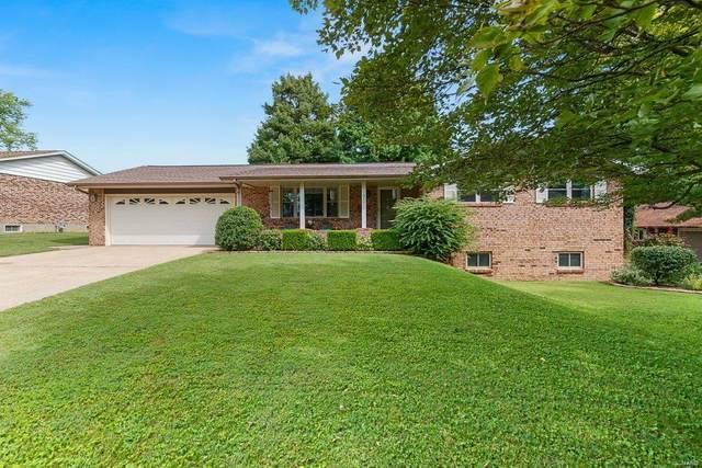 1012 Cathy Drive, Jackson, MO 63755 (#21063350) :: Friend Real Estate