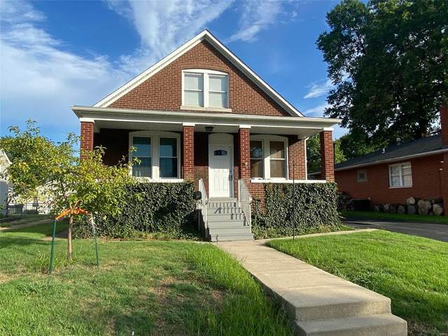 2504 Benton Street, Granite City, IL 62040 (#21063365) :: The Becky O'Neill Power Home Selling Team