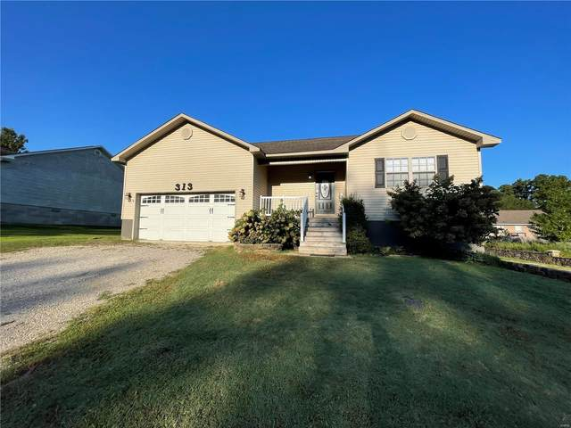 313 Sunny Valley, Poplar Bluff, MO 63901 (#21063453) :: Parson Realty Group