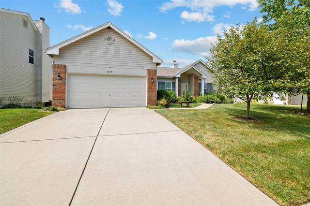 3879 Scarlet Oak Drive, House Springs, MO 63051 (#21063468) :: Blasingame Group | Keller Williams Marquee