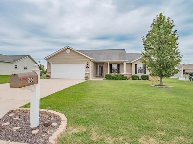 160 Wellington Drive, Troy, MO 63379 (#21063482) :: Jenna Davis Homes LLC