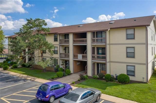1435 Summergate Parkway O, Saint Peters, MO 63303 (#21063538) :: Jenna Davis Homes LLC