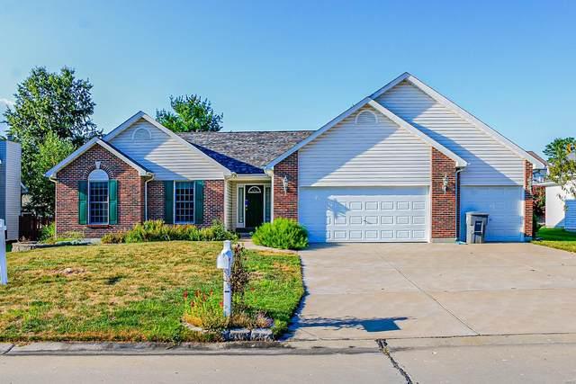 208 Jacobs, Saint Peters, MO 63376 (#21063569) :: Matt Smith Real Estate Group