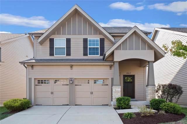2617 Grover Crossing, Grover, MO 63040 (#21063582) :: Jenna Davis Homes LLC