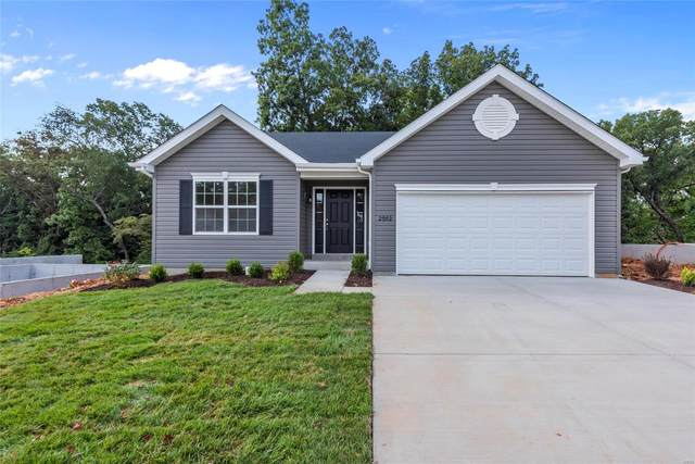 2952 Sierra View Ct, Imperial, MO 63052 (#21063594) :: Clarity Street Realty