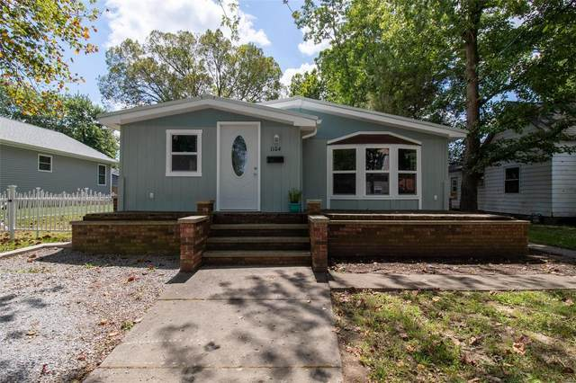 1104 E Lindell, WEST FRANKFORT, IL 62896 (#21063702) :: Clarity Street Realty