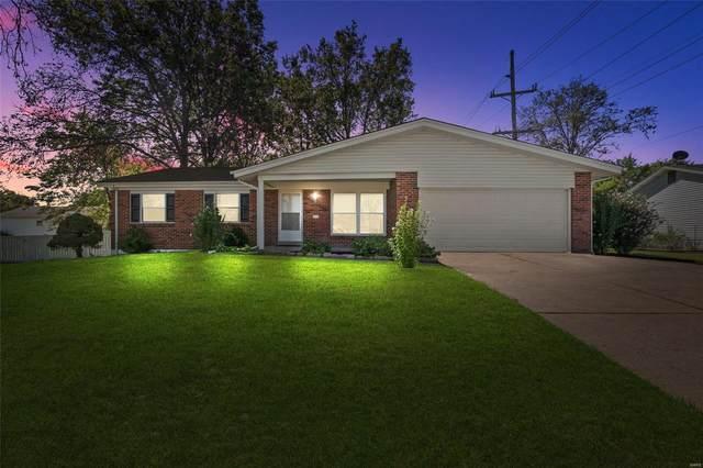 4092 Avery Lane, Bridgeton, MO 63044 (#21063703) :: St. Louis Finest Homes Realty Group