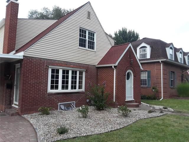 2101 Waterman Avenue, Granite City, IL 62040 (#21063734) :: Parson Realty Group