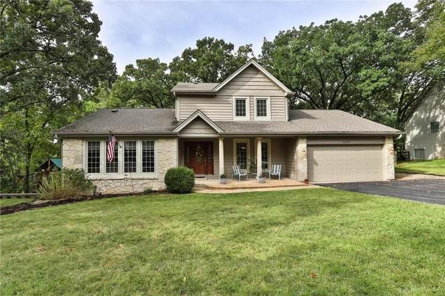 1609 Rockfern Drive, High Ridge, MO 63049 (#21063775) :: Walker Real Estate Team