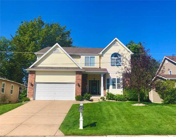1137 Harwood Road, St Louis, MO 63131 (#21063791) :: Kelly Hager Group   TdD Premier Real Estate
