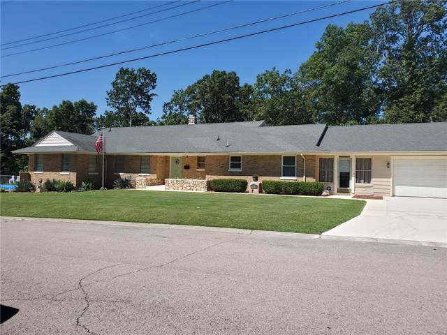210 Ridge, CHESTER, IL 62233 (#21063794) :: Clarity Street Realty
