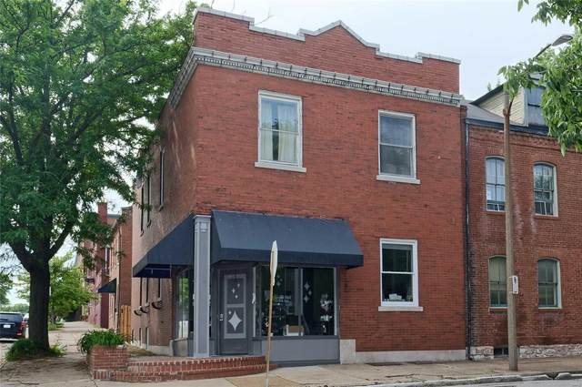 2027 S 11th Street, St Louis, MO 63104 (#21063814) :: Delhougne Realty Group