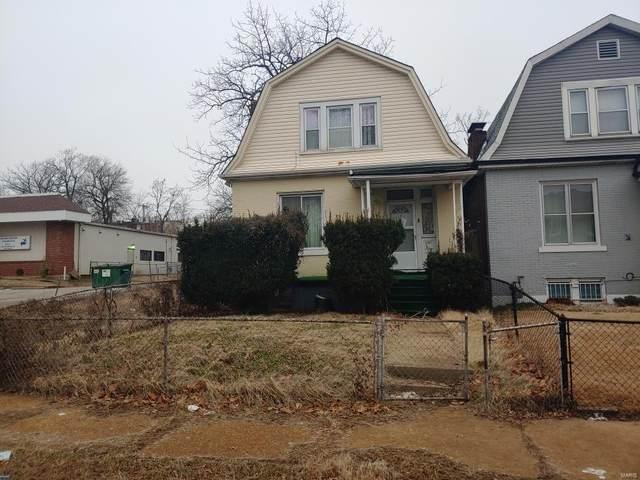 1927 Arlington Avenue, St Louis, MO 63112 (#21063820) :: Mid Rivers Homes
