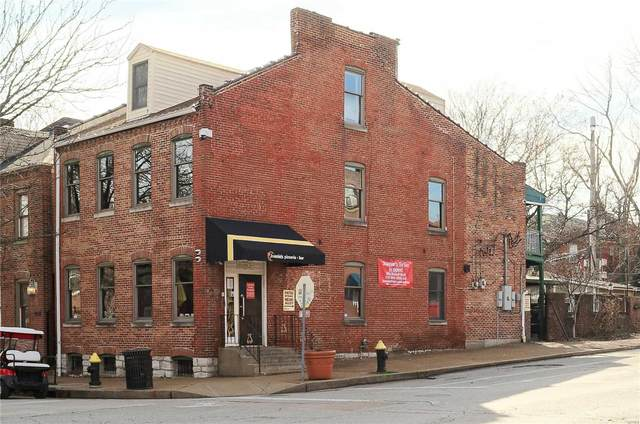 2101 Menard, St Louis, MO 63104 (#21063824) :: Delhougne Realty Group