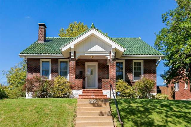 5125 S Kingshighway Boulevard, St Louis, MO 63109 (#21063832) :: The Becky O'Neill Power Home Selling Team
