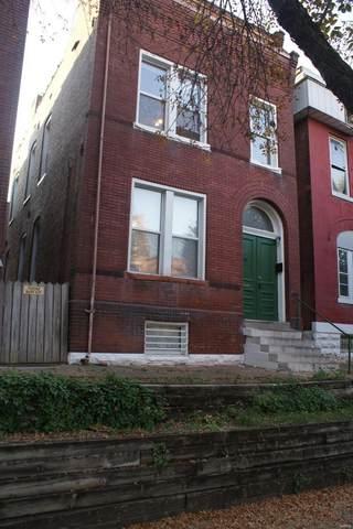 3421 California, St Louis, MO 63118 (#21063862) :: Delhougne Realty Group